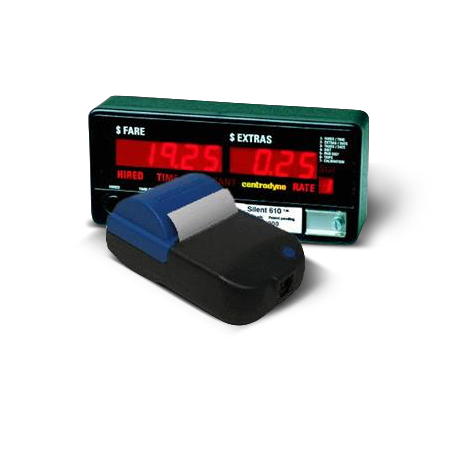 Silent 610 + Silent 160 Combo Taximeter
